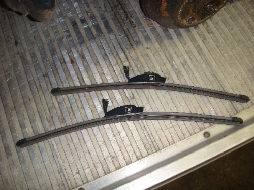 ASTRA MK4 FLAT WIPERS (pair)